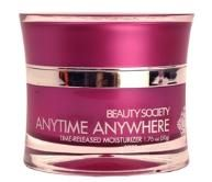Beauty Society Anytime Anywhere Time-Released Moisturzier