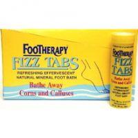 Queen Helene Footherapy Fizz Tabs