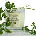 elizabethW Butterfly Collection- Scents from the Garden Perfume Candle