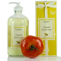 elizabethW Butterfly Collection- Scents from the Garden Liquid Soap