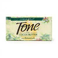 Tone bar soap