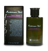 THANN Organic Massage Oil with Sesame & Evening Primose Oils