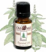 Old Mill Basil (Sweet) Essential Oil