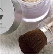 Giella Custom Blend Cosmetics Loose Mineral Powder