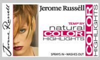 Jerome Russell Tem'ry Natural Color Highlights