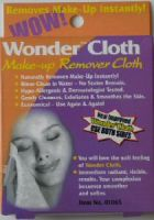 Wonder Cloth Make-Up Remover Cloth