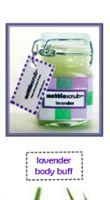 nettiescrub Lavender Body Buff