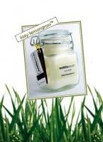nettiescrub Lazy Lemongrass Candle