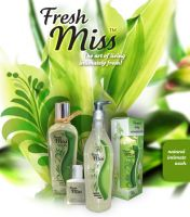 Fresh Miss Natural Intimate Wash