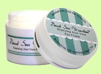 Dead Sea Wonders Repairing Aloe Vera Eye Cream