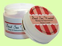 Dead Sea Wonders Mango & Passion Fruit Hand Creme