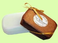 Dead Sea Wonders Vanilla Patchoili Scented Soap