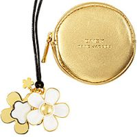Marc Jacobs Daisy Solid Perfume Necklace