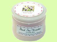 Dead Sea Wonders Lavender Bliss Body Scrub