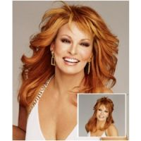 Raquel Welch Wigs Raquel Welch Sheer Lines Human Hair Wigs - Knockout