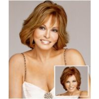 Raquel Welch Wigs Raquel Welch Sheer Lines Human Hair Wigs - Hot Sauce