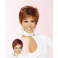 Raquel Welch Wigs Raquel Welch Memory Cap Wigs - Sharp - Ebony