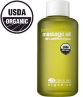 Origins Organics Body Pampering Massage Oil