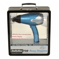 BaByliss PRO Nano Titanium Hair Dryer