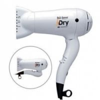 Bio Ionic iDry 1600 Watt Travel Conditioning Hair Dryer
