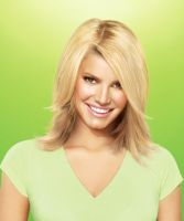 hairdo by Jessica Simpson 14' Layered Flip