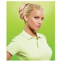 hairdo by Jessica Simpson Chignon Updo Hairpiece