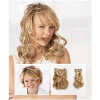 PutOnPieces POP - Vibralite Synthetic Extension - Two Piece Wavy