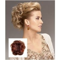 Raquel Welch Wigs Raquel Welch Hair Addition - Updo Curls Magic Comb