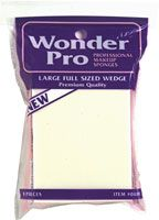 Wonder Professional Make-Up Sponges/Lg. Wedge