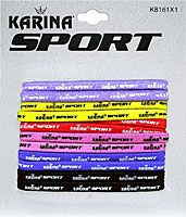 Karina Sport Colored Ponytails
