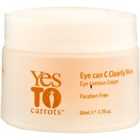 Yes to Carrots Eye Can C Clearly Now Eye Contour Cream