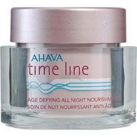Ahava Timeline Age Defying All Night Nourishment Cream