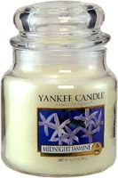 Yankee Candle Company Midnight Jasmine Candle