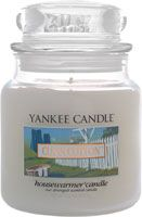 Yankee Candle Company Clean Cotton Housewarmer Jar Candle