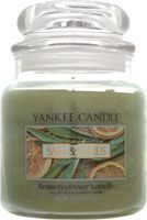 Yankee Candle Company Sage & Citrus Housewarmer Jar Candle