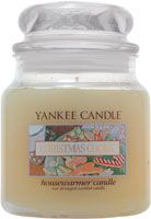 Yankee Candle Company Christmas Cookie Housewarmer Jar Candle