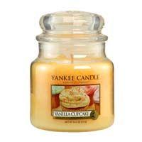 Yankee Candle Company Vanilla Cupcake