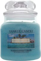 Yankee Candle Company Ocean Water Housewarmer Jar Candle