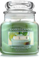 Yankee Candle Company Vanilla Lime Housewarmer Jar Candle