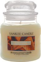 Yankee Candle Company French Vanilla Housewarmer Jar Candle