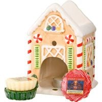 Yankee Candle Company Gingerbread Tartwarmer Set