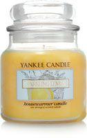 Yankee Candle Company Sparkling Lemon Housewarmer Jar Candle