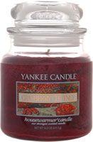 Yankee Candle Company Cranberry Chutney Housewarmer Jar Candle