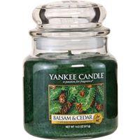 Yankee Candle Company Balsam & Cedar Housewarmer Jar Candle