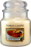 Yankee Candle Company Creme Brulee Candle