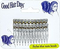 Good Hair Days 2 Inch Side Combs