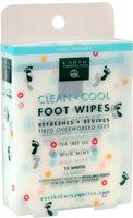Earth Therapeutics Tea Tree Oil Foot Wipes