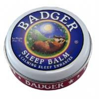 Badger Sleep Balm Tin