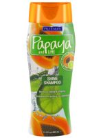 Freeman Papaya and Lime Overboard Shine Shampoo