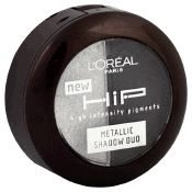 L'Oreal Paris HiP High Intensity Pigments Metallic Shadow Duo